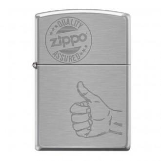 Зажигалка ZIPPO 200 ZIPPO Quality Assured