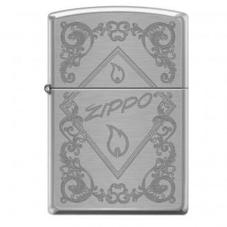 Зажигалка ZIPPO 200 ZIPPO Framed Flame