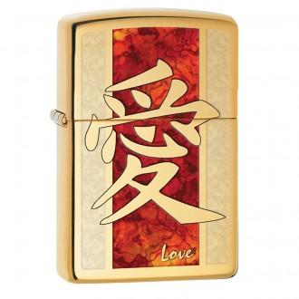 Зажигалка ZIPPO 254B Love