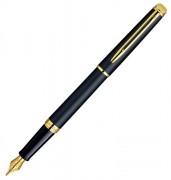 Перьевая ручка Waterman Hemisphere Matt Black GT