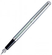 Перьевая ручка Waterman Hemisphere Stainless Steel CT