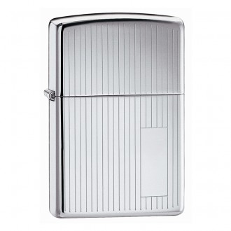 Зажигалка ZIPPO 350 High Polish Chrome