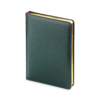 Ежедневник Sidney, А5 Зеленый