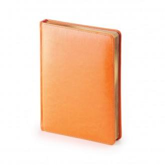 Ежедневник Sidney, А5 Оранжевый