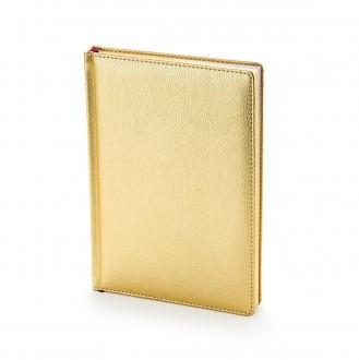 Ежедневник Sidney, А5 Золото