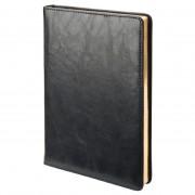 Ежедневник датированный А5 Black
