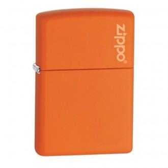 Зажигалка ZIPPO Orange Matte