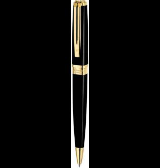 Шариковая ручка Waterman Exception Slim Black GT