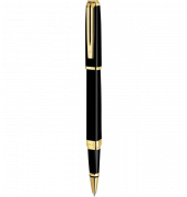 Ручка-роллер Waterman Exception Slim Black GT