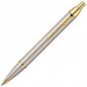 Шариковая ручка Parker IM Brushed Metal GT