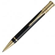 Шариковая ручка Parker Duofold Black GT