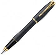 Перьевая ручка Parker Urban Muted Black GT