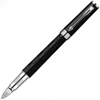 Ручка Parker 5-th Ingenuity Large Black Rubber CT