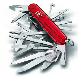 Нож Victorinox SwissChamp Rad