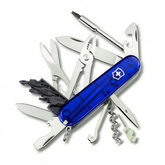 Нож перочинный VICTORINOX CyberTool 34
