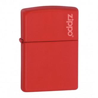 Зажигалка ZIPPO Classic 233 Red Matte