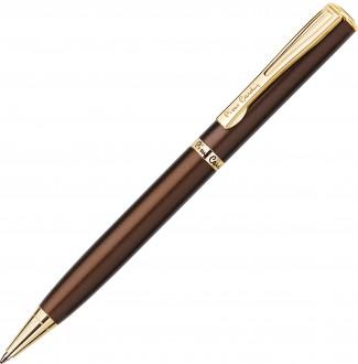 Ручка шариковая Pierre Cardin Eco Brown GT