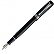 Перьевая ручка Parker Duofold Black Palladium International